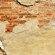 Old bricks wall texture — Foto Stock