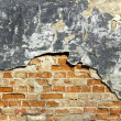 Stockfoto: Old bricks wall texture