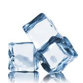 Kostky ledu. — Stock fotografie
