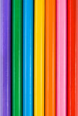 Backround from color pencils — Stockfoto