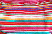 Color stripped cloth texture — Stock Photo