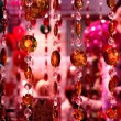Red decorations - Stockfoto