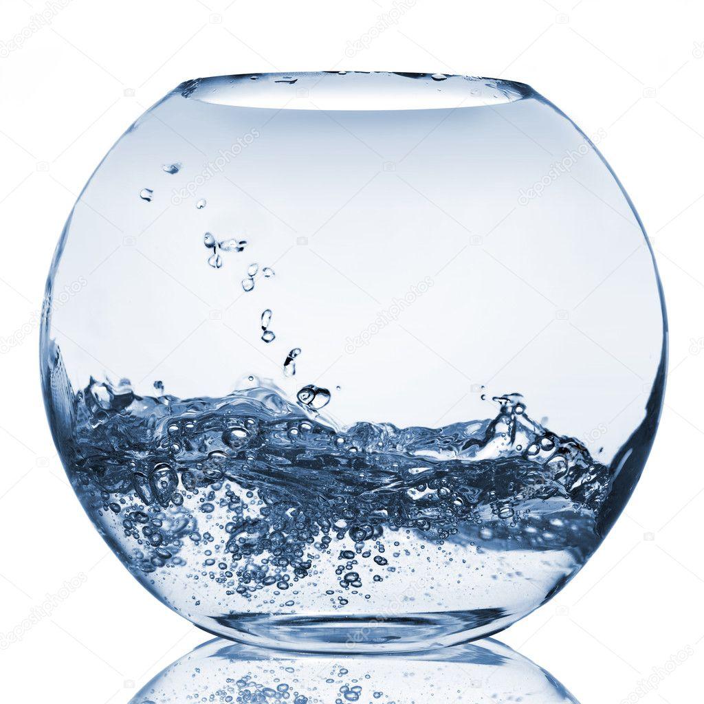 Аквариум как сделать воду чистой