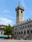 Italian tower — Stock Photo