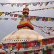 Bodnath Stupa - Stock Photo