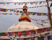 Bodnath Stupa — Stock Photo