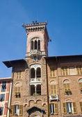 Sestri levante, palazzo fasce — Stok fotoğraf