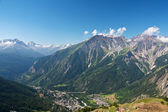 Courmayeur, Italy — Stock Photo
