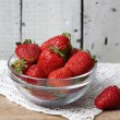 Fresh strawberries — Stock Photo #3161500