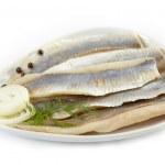 鲱鱼 — 图库照片