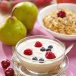 Healthy breakfast — Stockfoto #3274541