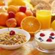 Stock fotografie: Healthy breakfast