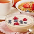 Healthy breakfast — Foto de Stock