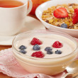 Healthy breakfast — Stockfoto #3322135
