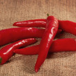 Stock Photo: Chili peppers