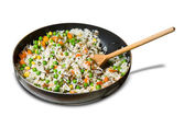 Fried rice — Stock fotografie