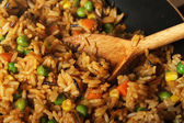 Fried rice — Stockfoto