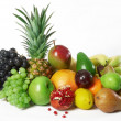 Ripe fresh fruit - Stock Photo