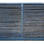 Old ventilating lattice — Stock Photo