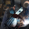 Welder man - Foto de Stock