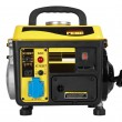 Portable generator - Stock Photo