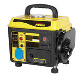Portable generator — Stock Photo