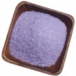Royalty-Free Stock Photo: Purple Bath Salts