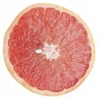 Vibrant Sliced Grapefruit — Stock Photo #2843155