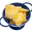 Fresh Pineapple - Stock Photo