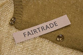 Fair Trade Clothing — Stock Photo