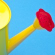 Bright Watering Can Spout — Stock Photo #2903442