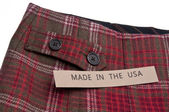 Made in USA — Stock Photo