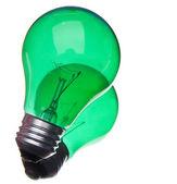 Green Idea — Stock Photo