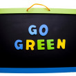 Go Green — Stock Photo #3033604