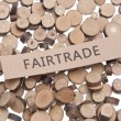 Stock Photo: Fair Trade