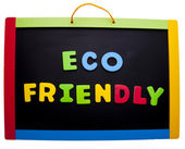 Eco Friendly — Stock Photo