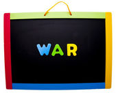 War — Stock Photo