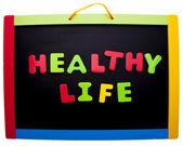 Gesunden lebensstil — Stockfoto