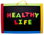 Healthy Lifestyle — Stock fotografie