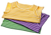 Vibrant Childrens Clothing — Stock Photo
