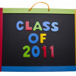Stock Photo: Class of 2011