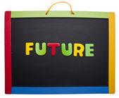 Lesson on the Future — Stock Photo