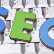 SEO Concept Image - Stock Photo