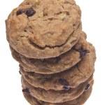 Stack of Fresh Cookies — Stock Photo