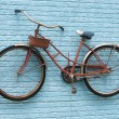 Vintage Bicycle — Stock Photo #3196422