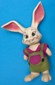 Vintage Bunny Toy — Stock Photo