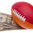 Cost of Sports — Stock Photo #3205607