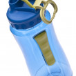 Blue Water Bottle — Stock Photo