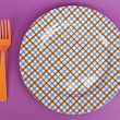 Modern Place Setting — Stock Photo