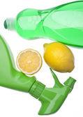 Limão natural limpo — Fotografia Stock
